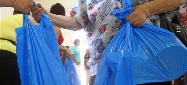 Διανομή τροφίμων σε άπορες οικογένειες από τον Ευεργετικό Σύλλογο Γαρδικίου