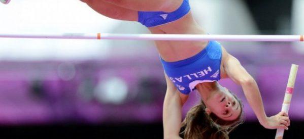 Πρώτη στον κόσμο ξανά η Στεφανίδη: Χρυσό μετάλλιο στο Παγκόσμιο του Λονδίνου