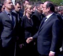 Γάλλος αστυνομικός αρνήθηκε χειραψία στον Πρόεδρο και στον Πρωθυπουργό της χώρας