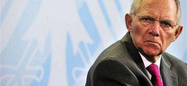 Σόιμπλ-exit στη Γερμανία: Πάει και επισήμως για πρόεδρος της Βουλής