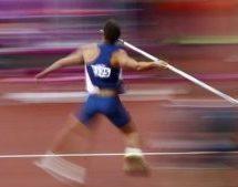 Πανελλήνιο ρεκόρ από τον Τρικαλινό αθλητή Πάρη Μπατζάβαλη  στον ακοντισμό