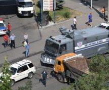Απόπειρα πραξικοπήματος στην Αρμενία;
