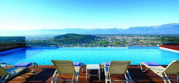 Την 9η θέση στην κατηγορία καλύτερο ξενοδοχείο 5 αστέρων κατέλαβε το Αnanti City Resort στα Tρίκαλα