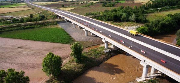 Αυτοκινητόδρομος Ε65: Παράταση μερικών ημερών για την παράδοση στην κυκλοφορία