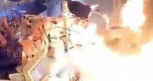 Στιγμές φρίκης στην Αλβανία: Εισέβαλε σε νοσοκομείο και τους έκαψε ζωντανούς! (video)