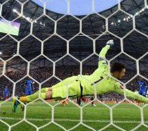 Euro 2016 Γερμανία-Γαλλία 0-2