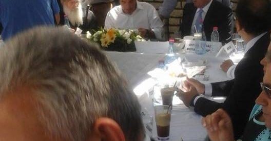 Συνάντηση Παναγιώτη Ραχιώτη με τον Πρωθυπουργό