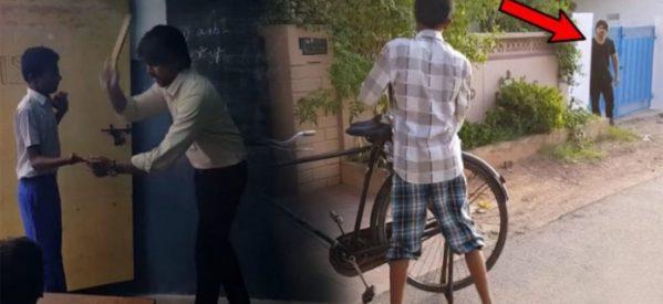 Δάσκαλος τιμωρούσε μαθητή που αργούσε καθημερινά αλλά ανακάλυψε ένα σπαρακτικό μυστικό!