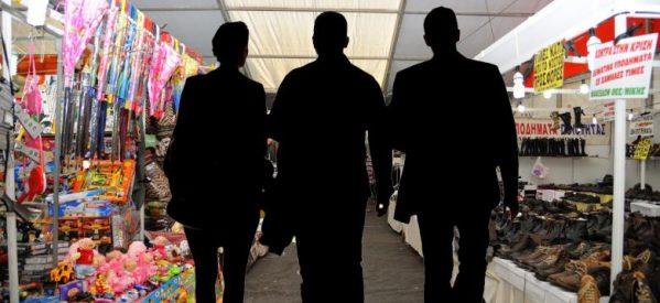 Επιδρομή του ΣΔΟΕ στην Τρικαλινή αγορά – Λουκέτο σε γνωστή επιχείρηση