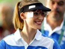 To πρώτο χρυσό μετάλλιο της Ελλάδας- Η Άννα Κορακάκη στο υψηλότερο βάθρο στο Ρίο
