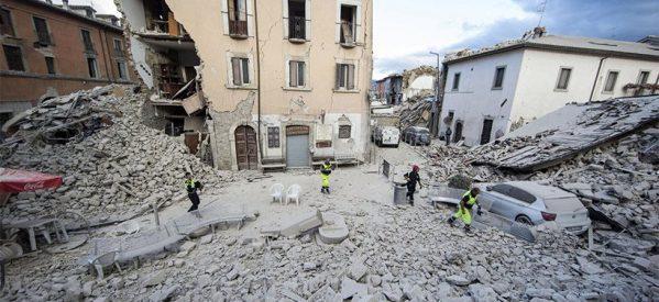 Στο πένθος η Ιταλία: Τους 268 έφτασαν οι νεκροί