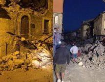 Νέος σεισμός 5,9 Ρίχτερ στην Ιταλία