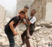 H απόλυτη καταστροφή στο Χαλέπι: Σοκαριστικές εικόνες από drone