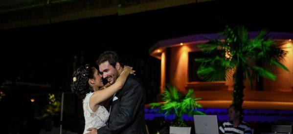Ένας μαγικός γάμος στο Γριζάνο