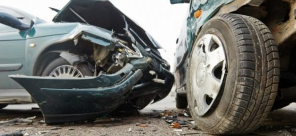 Σφοδρή σύγκρουση οχημάτων στην Ε.Ο. Τρικάλων – Λάρισας