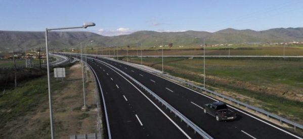 Έτοιμο το 85,3% των 105 χλμ που αλλάζουν τη διαδρομή Τρίκαλα- Λαμία [ΒΙΝΤΕΟ]