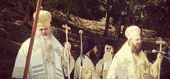 Λαμπρά εόρτασε η Πανηγυρίζουσα Ιερά Μονή του Αγίου Βησσαρίωνος Δουσίκου