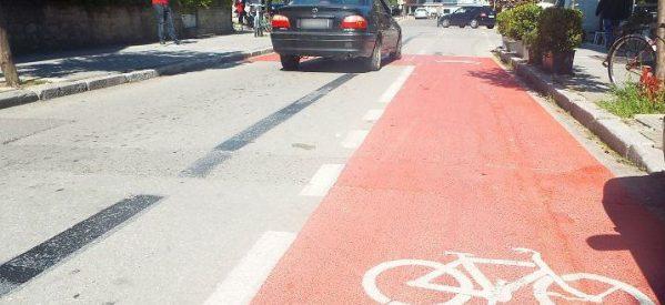 Μόνιμα οφέλη για τους ποδηλάτες, τους πεζούς και ΑμεΑ, αποκόμισαν τα Τρίκαλα από τη  Εβδομάδα Κινητικότητας