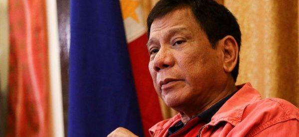 Ο πρόεδρος των Φιλιππίνων απαντά στην Ε.Ε: Άντε γ@@@θείτε