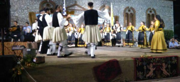 Παραδοσιακό Βλάχικο Γλέντι στη Φαρκαδόνα