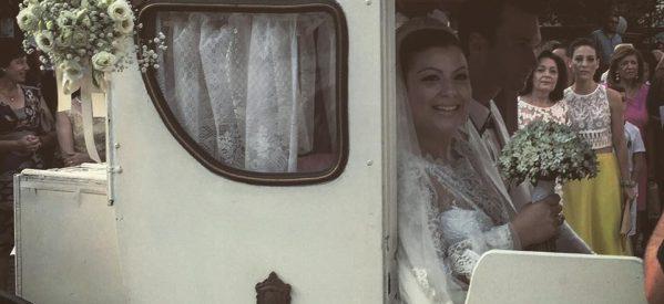 Απόλυτος Ρομαντισμός – Παραμυθένιος γάμος στα Τρίκαλα