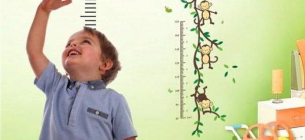 Αυτοί είναι οι τρόποι για να βρείτε πόσο ψηλό θα γίνει το παιδί σας