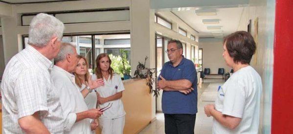 Τρίκαλα – Γιώργος Λαμπρόύλης ΚΚΕ : Σοβαρά και χρόνια προβλήματα αντιμετωπίζουν τα Κέντρα Υγείας