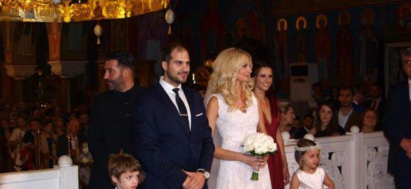 ΧΟΡΕΨΑΝ ΤΟΝ ΗΣΑΪΑ Η ΠΗΝΕΛΟΠΗ-ΜΑΡΙΑ ΔΙΠΛΑ και Ο ΒΑΣΙΛΗΣ ΠΟΛΙΤΕΙΑΔΗΣ – Ρομαντικός γάμος στην Κομοτηνή