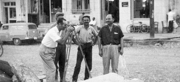 Τρίκαλα – 1950 κατασκευή της κεντρικής πλατείας