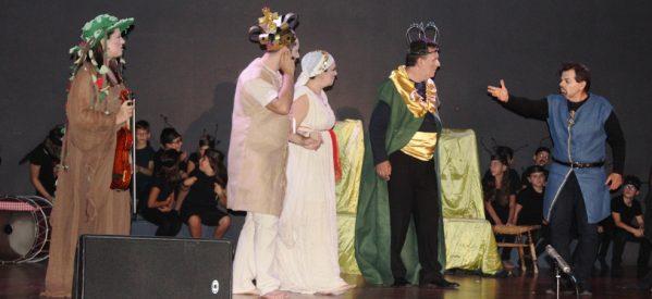 """Τρίκαλα: Θεατρικός """"Ζαχαράκης"""" για το """"Χαμόγελο του Παιδιού"""""""