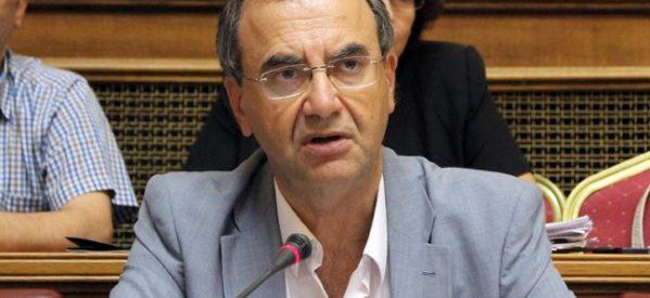 Τρίκαλα – Oμιλία Στρατούλη για τις πολιτικές εξελίξεις και τα εργασιακά