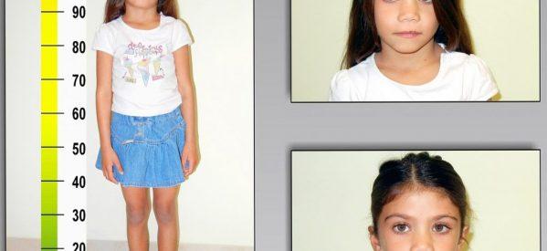 Αυτή είναι η 6χρονη Νικολέτα που ζούσε με τσιγγάνους σε καταυλισμό στον Τύρναβο