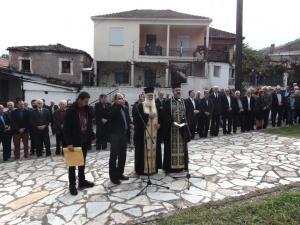 Τιμήθηκε η μνήμη του Βασίλη Τσαβαλιάρη στην Πιαλεία