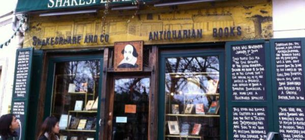 Το μαγικό βιβλιοπωλείο στο Παρίσι που μπορεις και να κοιμάσαι