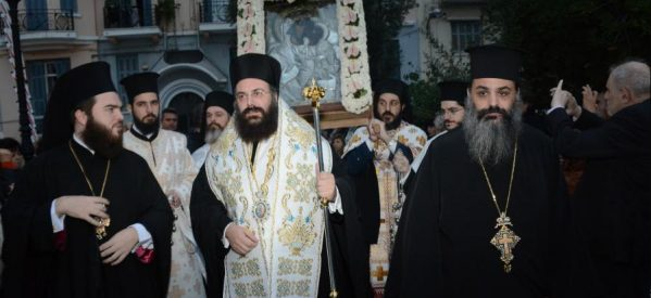 Η Παναγία των «Τρικάλων» στην πόλη της Θεσσαλονίκης