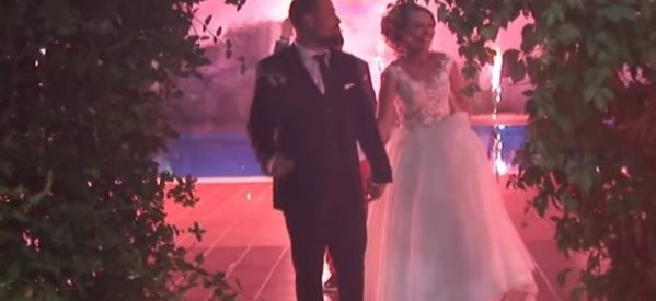 Βίντεο: Γιατί ο γάμος αυτού του ΠΑΟΚτζη από την Πτολεμαΐδα σε ατμόσφαιρα…Τούμπας θα τον ζηλέψει κάθε Θεσσαλονικιός