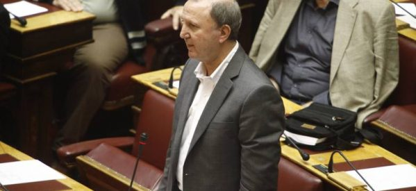 «Όχι» στην άρση ασυλίας Παπαδόπουλου είπε η Βουλή