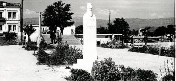Tρίκαλα – Η πλατεία Εθνικής Αντίστασης τότε και σήμερα 1885 – 2016