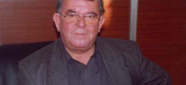 Έφυγε από τη ζωή ο πρώην πρόεδρος της ΕΑΣ Τρικάλων Δημήτρης Πολύζος