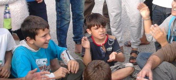 Αρχές Νοεμβρίου, 1.500 Σύριοι πρόσφυγες στο Κουτσόχερο