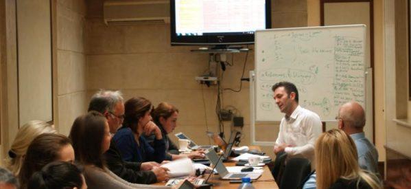 Το ΑΚΕΘ σε εταιρική συνάντηση του έργου ESVET