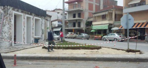 ΦΥΣΑΕΙ ΚΟΝΤΡΑ : Aυθαιρεσίες στην πόλη