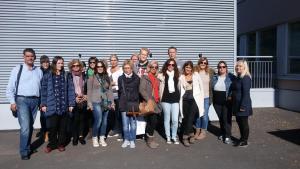 Το 1ο Δημοτικό Σχολείο Φαρκαδόνας στο Ελσίνκι της Φινλανδίας