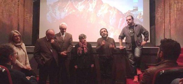 """Συγκίνησε τους Τρικαλινούς το ντοκιμαντέρ """"Σιωπηλός μάρτυρας"""" για τις παλιές φυλακές"""