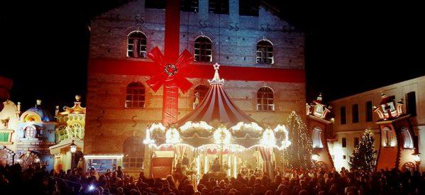 Η μαγική γιορτή στον Μύλο των Ξωτικών ξεκίνησε! – Μαγικά Χριστούγεννα στα Τρίκαλα