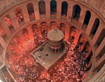 Ιερουσαλήμ: Ελληνική Αναστήλωση με παγκόσμιο ενδιαφέρον – Πώς άνοιξαν τον Τάφο του Χριστού 466 χρόνια μετά
