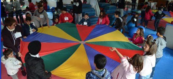 Η ΣΕΦΑΑ του Πανεπιστημίου Θεσσαλίας υποδέχτηκε προσφυγόπουλα των Τρικάλων
