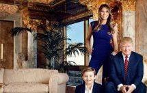 Δείτε το ολόχρυσο σπίτι του Τραμπ -Χρυσός μέχρι τα πατάκια [εικόνες]