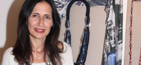 Έκθεση χειροποίητων κοσμημάτων της Βένιας Μητροπάνου στα Τρίκαλα και στην gallery Alma