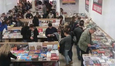 Παζάρι Βιβλίου Bookfest στην Λάρισα